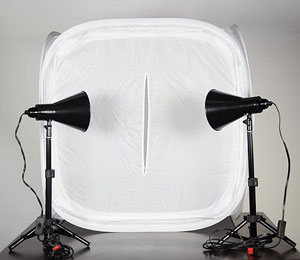Tools for product pictures – The Photo Box