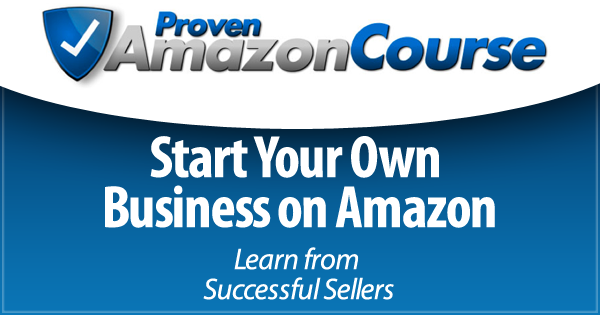 Proven Amazon Course Sign-up