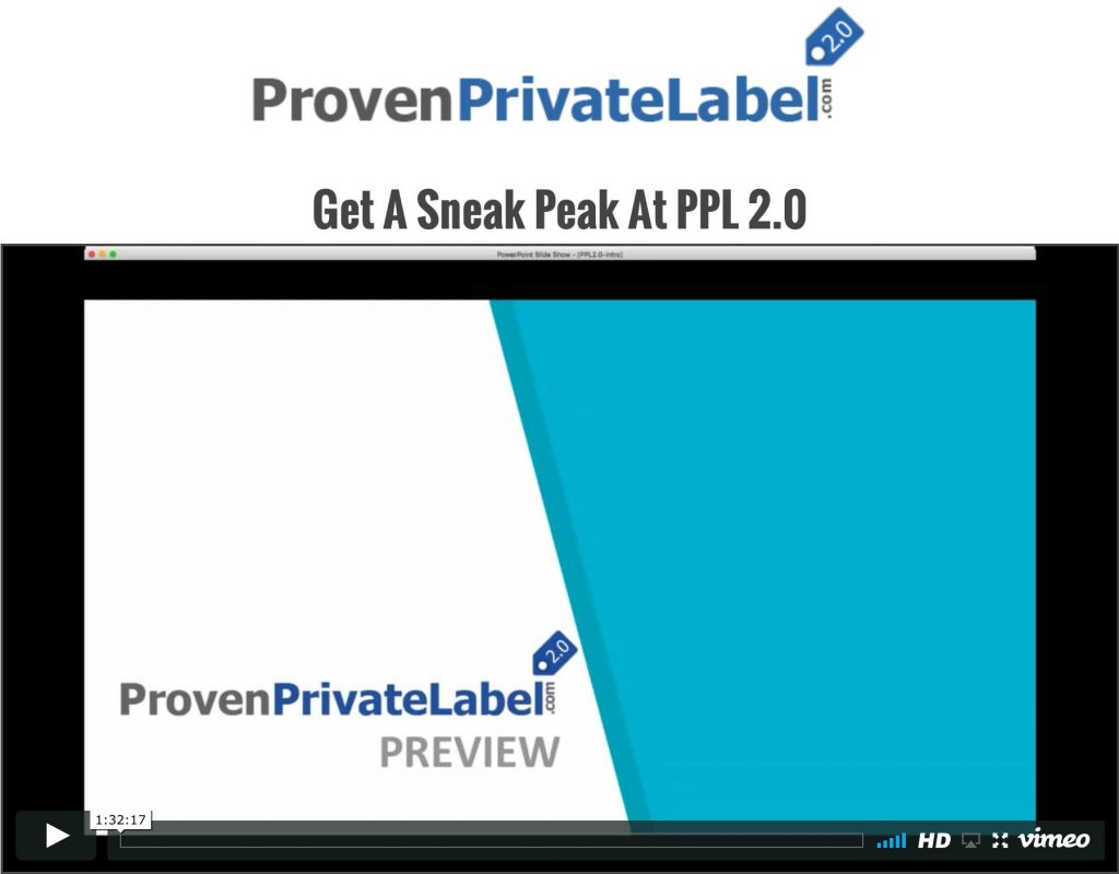 Proven Private Label 2.0