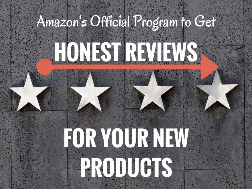 Get Honest Reviews on Amazon