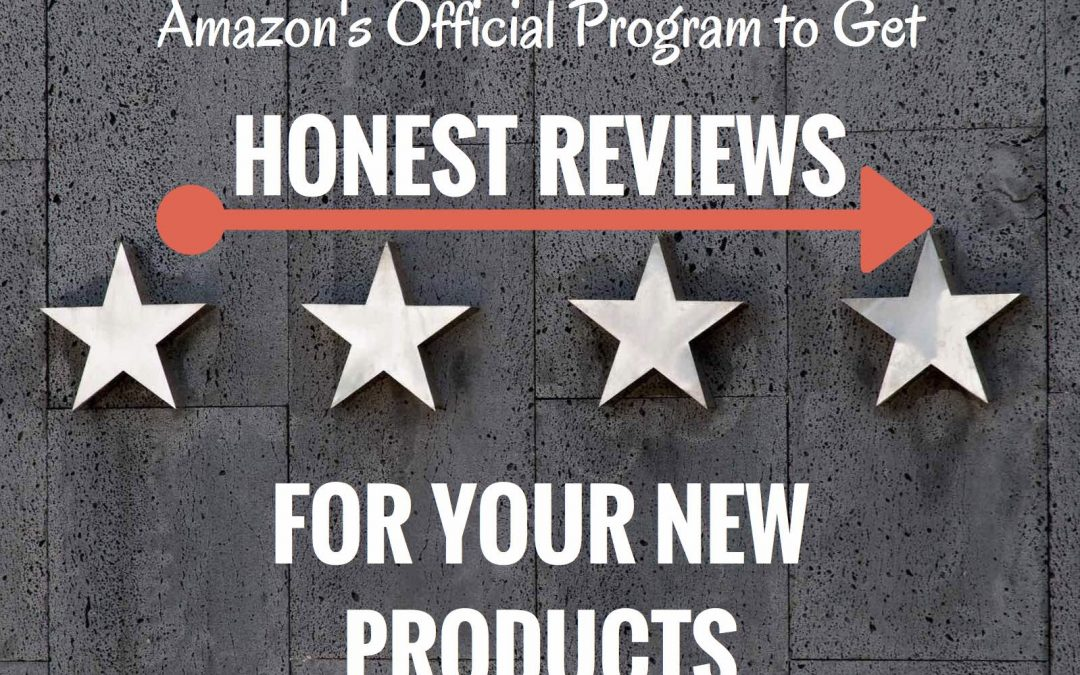 Get More Product Reviews with Amazon's Early Reviewer Program