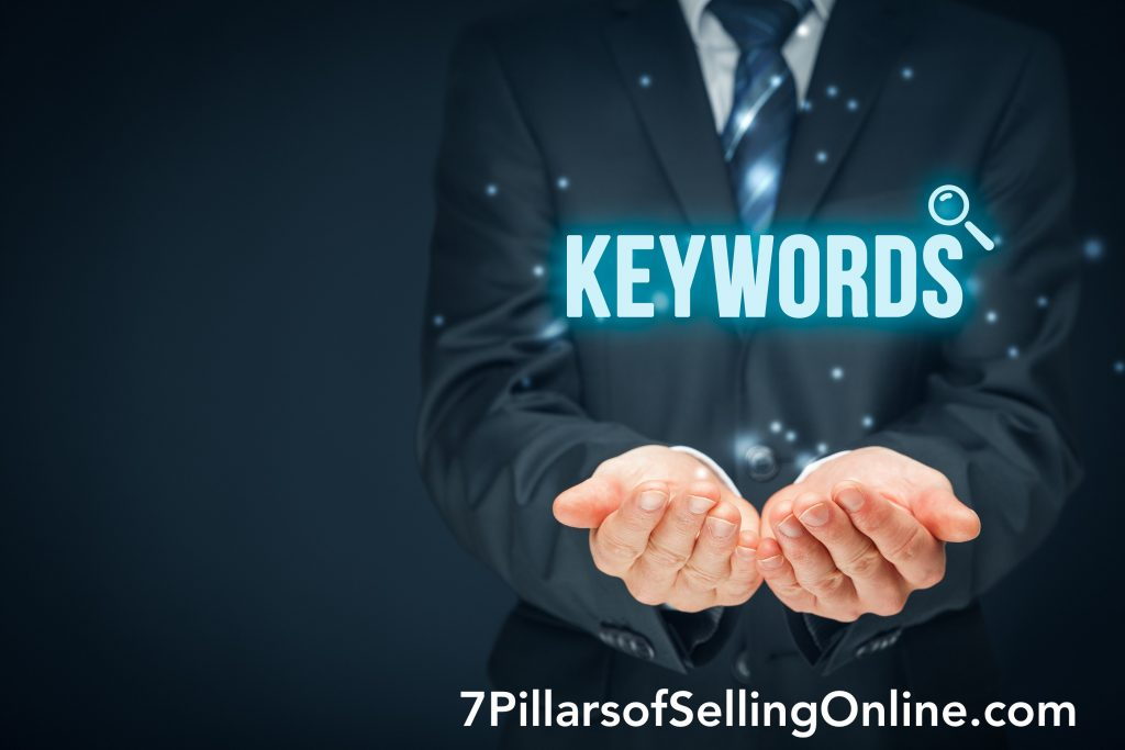 How to Select Amazon Search Keywords