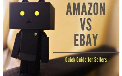 Amazon vs eBay a Quick Comparison for Sellers